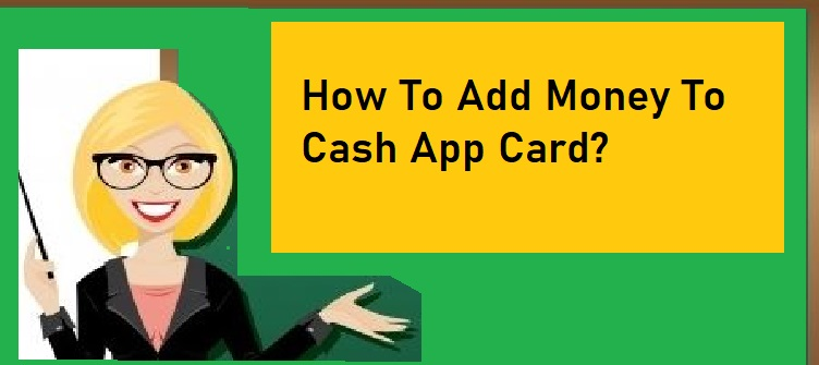 How To Add Money To Cash App Card