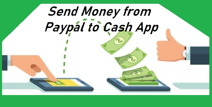 Send money paypal to cash app