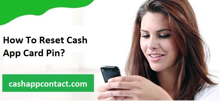 How To Reset Cash App Card Pin