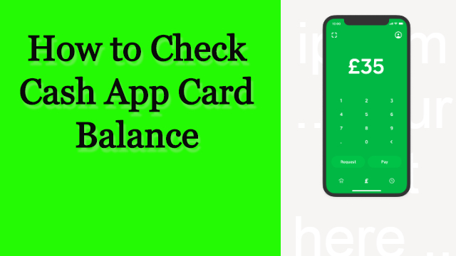 check cash app card balance
